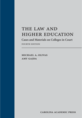 The Law and Higher Education, Fourth Edition