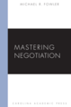 Mastering Negotiation jacket