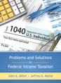 Problems and Solutions for Federal Income Taxation jacket