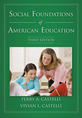Social Foundations of American Education jacket