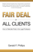 Fair Deal for All Clients jacket