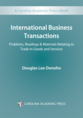 International Business Transactions jacket