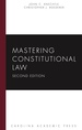 Mastering Constitutional Law jacket