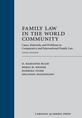 Family Law in the World Community jacket