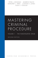 Mastering Criminal Procedure, Volume 1 jacket