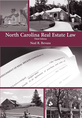 North Carolina Real Estate Law jacket