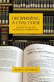 Deciphering a Civil Code jacket