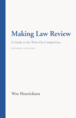 Making Law Review, Second Edition