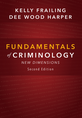 Fundamentals of Criminology jacket