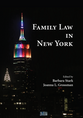 Family Law in New York jacket