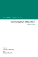 Current Issues in Victimology Research jacket