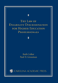 The Law of Disability Discrimination for Higher Education Professionals jacket