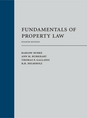Fundamentals of Property Law jacket