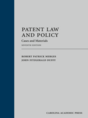 Patent Law and Policy jacket