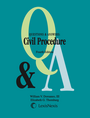 Questions & Answers: Civil Procedure jacket