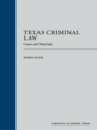 Texas Criminal Law jacket