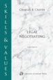 Skills & Values: Legal Negotiating jacket
