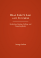 Real Estate Law and Business jacket