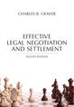 Effective Legal Negotiation and Settlement jacket